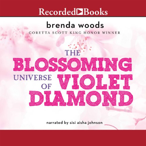 The Blossoming Universe of Violet Diamond audiobook cover art