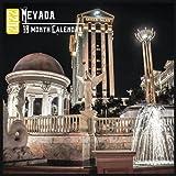 Nevada Calendar 2022: 18 Month Calendar Nevada, Square Calendar 2022, Cute Gift Idea For Nevada Lovers Women & Men, Size 8.5 x 8.5 Inch Monthly