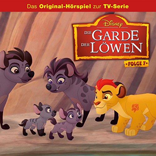 Die Löwen des Schattenlandes / Beshtis große Aufgabe: Die Garde der Löwen 7