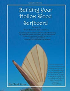 Building Your Hollow Wood Surfboard