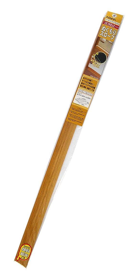 褒賞仲良しロードブロッキングWAKI ABIRA ぬくもりスロープ ロングタイプ 高さ10X幅40X長さ840mm HIT-041