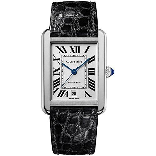 Cartier Men's W5200027 Automatic Display Black Watch