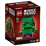LEGO Brickheadz - The Hulk, Juguete de Construcción, Figura...