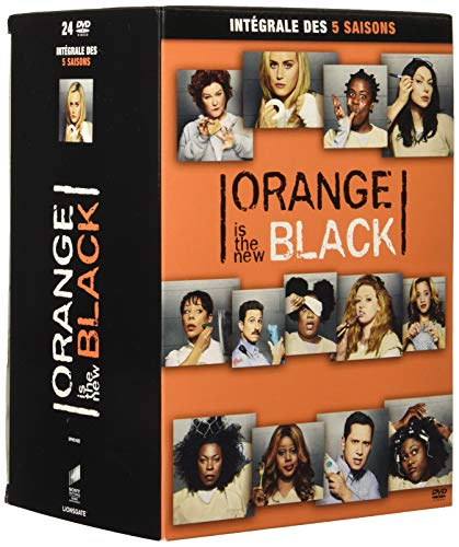 Orange Is the New Black - Saisons 1 à 5