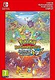 Incarnez un Pokémon lorsque vous parlez, devenez ami et combattez aux côtés de vos personnages préférés Revisitez le classique dans ce magnifique remake aquarelle du premier Mystery Dungeon - sur Nintendo Switch pour la toute première fois Votre pers...