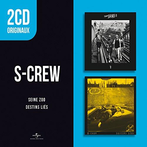 2 CD Originaux : Seine Zoo/Destins Liés