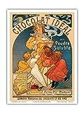 Chocolat Ideal, Kakao, Kakao; Compagnie Francaise des