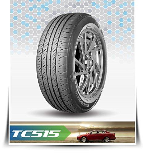 Neumáticos de verano de calidad 205/55R16 91W Intertrac TC515, etiqueta de la UE A
