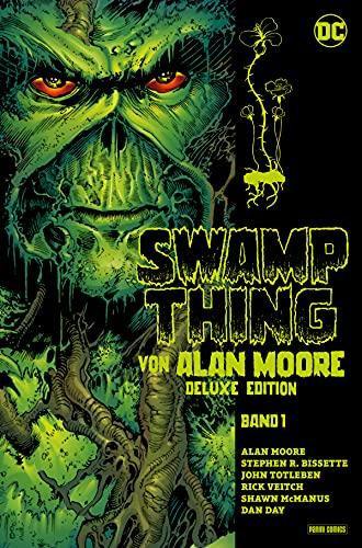 Swamp Thing von Alan Moore (Deluxe Edition) - Bd. 1 (von 3) (German Edition)