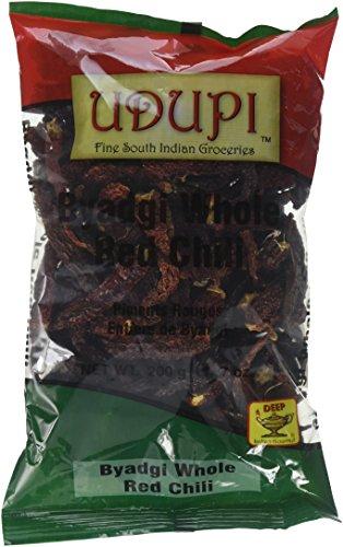 Udupi, Byadgi Whole Red Chili, 7 Ounce(oz)