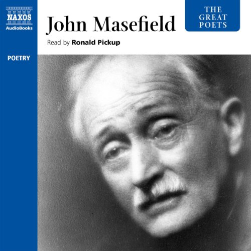 The Great Poets: John Masefield audiobook cover art
