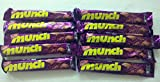10 x Nestle Munch 10.1 grams gms chocolate Chocolates - made in India (pack of 10 nestle munch
