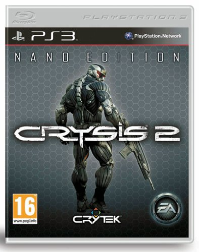 Crysis 2 Nano Edition Sony Ps3