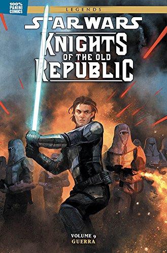 Star Wars: Knights of the old republic 9 - Guerra - 100% Panini Comics