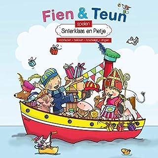 Fien & Teun spelen Sinterklaas en Pietje: voorlezen, bakken, knutselen, zingen