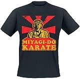 Karate Kid Miyagi-Do Karate Camiseta Negro L