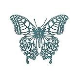Sizzix 665201 Troquel Thinlits diseño de mariposa de Tim Holtz