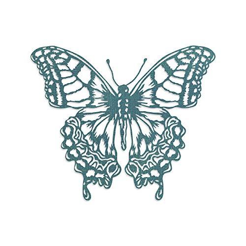 Sizzix Thinlits Stanzschablone 665201 Perspektive Butterfly von Tim Holtz