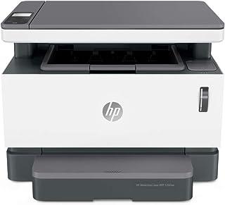 HP Neverstop Laser 1202nw drukarka laserowa (drukarka laserowa do wielokrotnego napełniania, skaner, kopiarka, Wi-Fi, LAN,...