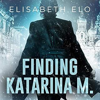 Finding Katarina M. audiobook cover art