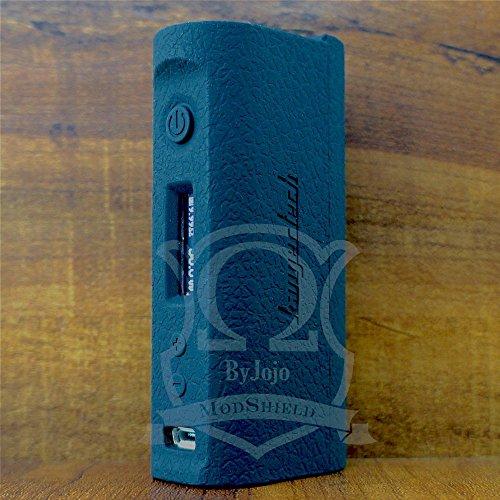 ModShield for KBOX SUBOX Mini-C 50W Silicone Case ByJojo Kanger Mini C Skin Sleeve Cover Shield Wrap (Black)