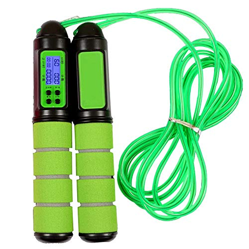 Fantastic Deal! Koee 2.9M Count The Skipping Rope with a Fixed Number with Regular Fitness