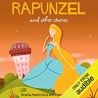 Rapunzel and Other Stories                   Di:                                                                                                                                 Audible Studios                               Letto da:                                                                                                                                 Tamsin Greig,                                                                                        Stephen Mangan                      Durata:  54 min     2 recensioni     Totali 4,0