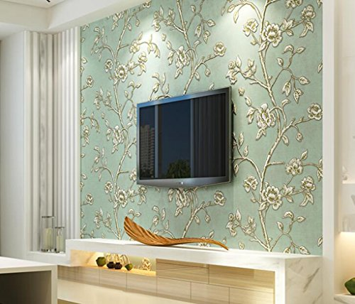 Longless Wallpaper, TV, Hintergrund, Hintergrundbild, 3D, Wohnzimmer, Schlafzimmer, Wallpaper, Umweltschutz, Non-woven, Tapeten, 10*0.53M