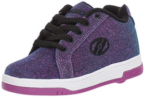 Heelys Herren Fitnessschuhe, Mehrfarbig (Purple/Aqua 000), 39 EU
