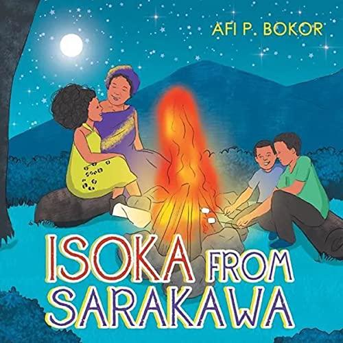 Isoka from Sarakawa Audiobook By Afi P. Bokor cover art