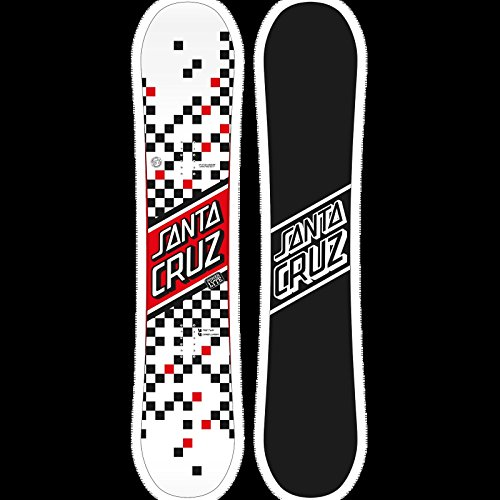 SANTA CRUZ - Power Lyte - White - 155cm - Snowboard