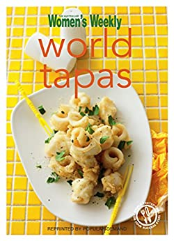 World Tapas by [The Australian Women's Weekly]