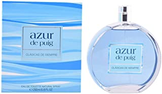 AZUR DE PUIG colonia spray 200 ml
