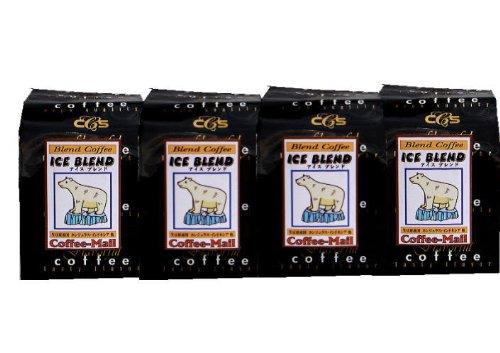 【コーヒーメール】アイスブレンド 400g 中挽き