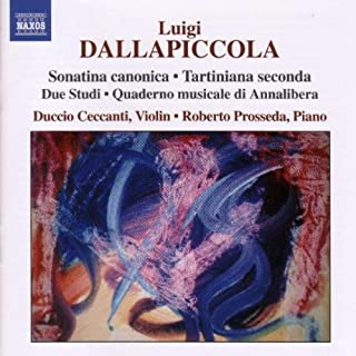 Quaderno musicale di Annalibera: No. 11. Quartina