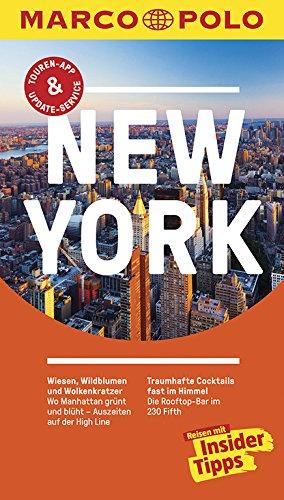 Chevron, Doris<br />MARCO POLO Reiseführer New York: Reisen mit Insider-Tipps
