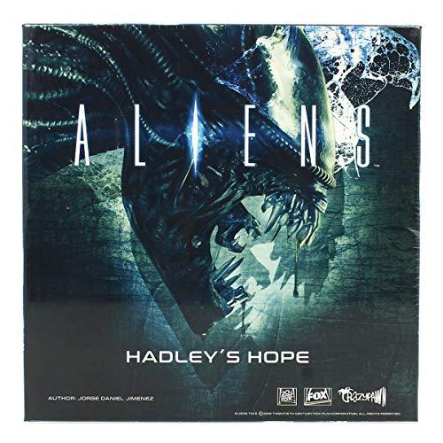Crazy pawn - Juego de Mesa Aliens: Hadley's Hope