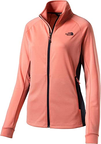 THE NORTH FACE W Extent II Fleece Desert Flower Orange