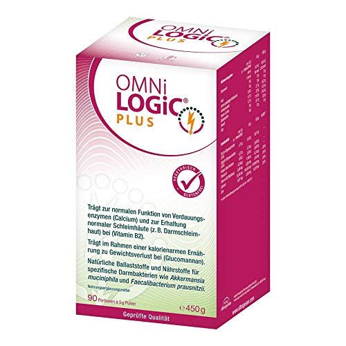 OMNi-LOGiC PLUS, 450 g Pulver