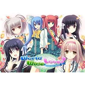 World Wide Love~世界征服彼女ファンディスク~ -Limited Edition-