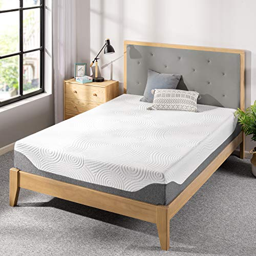 "Best Price Mattress 10"" Premium Memory Foam Mattress, Queen"