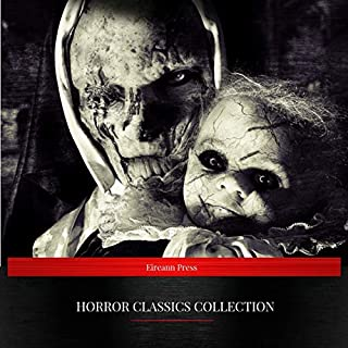 Horror Classics Collection audiobook cover art