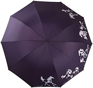 YQRYP Business Umbrella Windproof Umbrella, Rainproof Protection Parasol with Suitable for Company Placement, Work Or Outings Out with A Portable Umbrella Windproof Umbrella, Golf Umbrella
