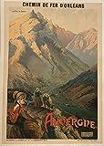 AZSTEEL Auvergne Poster