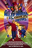 Willy Wonka and The Chocolate Factory Poster Movie (27 x 40 Inches - 69cm x 102cm) (2003)