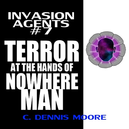 Terror at the Hands of Nowhere Man audiobook cover art