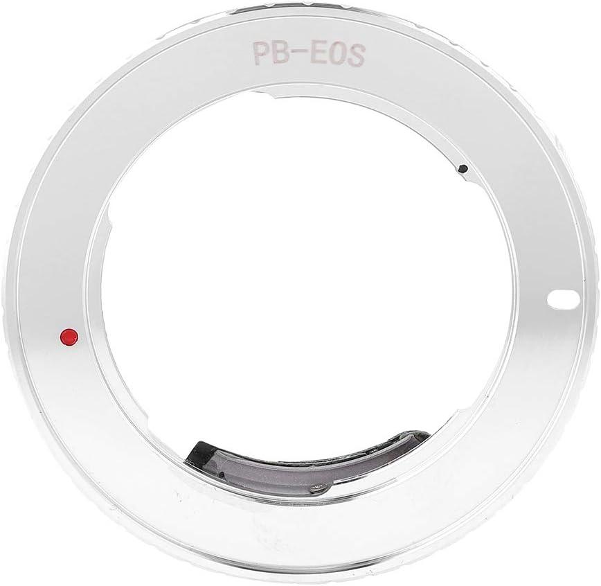 Taidda Pbeos Electric Lens Adapter Alloy Mode Color 5 unisex ☆ very popular Av Silver C