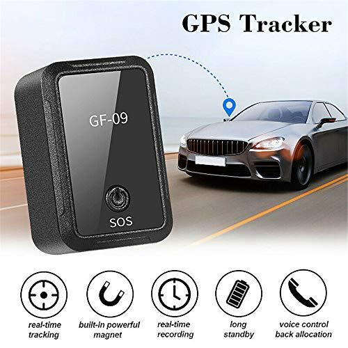 Lusenbo Lusenbo GF09 Mini GPS Tracker Dispositivo de Seguimiento de ad