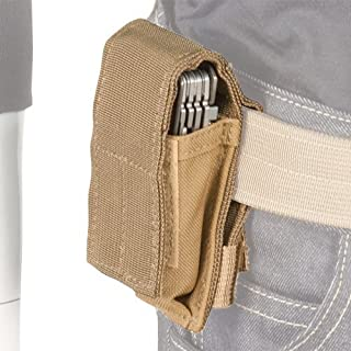 Atlas 46 AIMS Multi Tool Pouch, Coyote | Hand Crafted in The USA