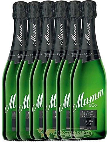 Mumm Extra Dry Sekt 11,5% 6-0,75l Flaschen